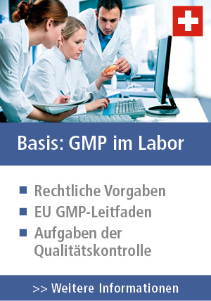 Basis: GMP im Labor, 26.11.2019 in CH-Olten